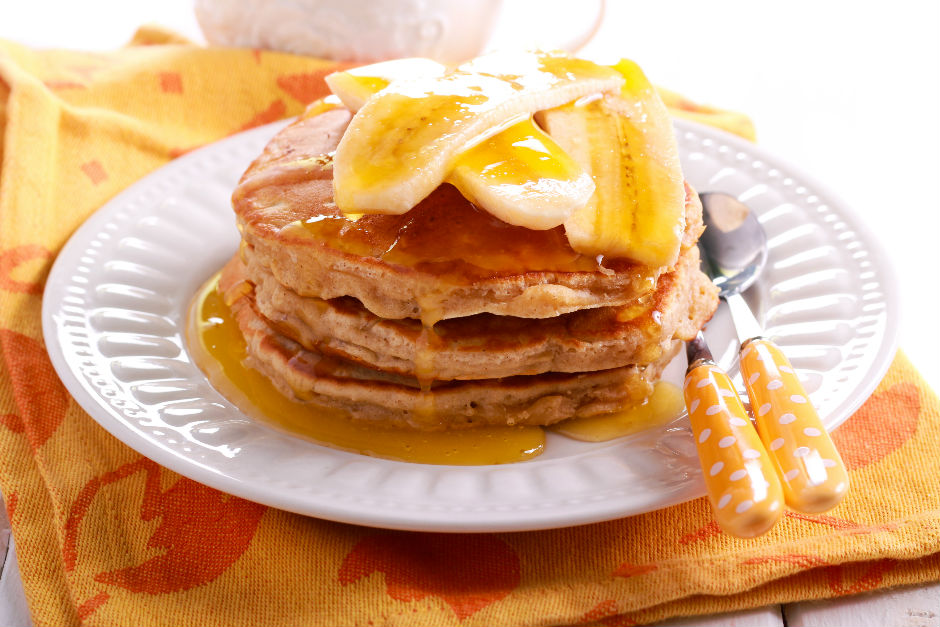 Unsuz Pancake Tarifi