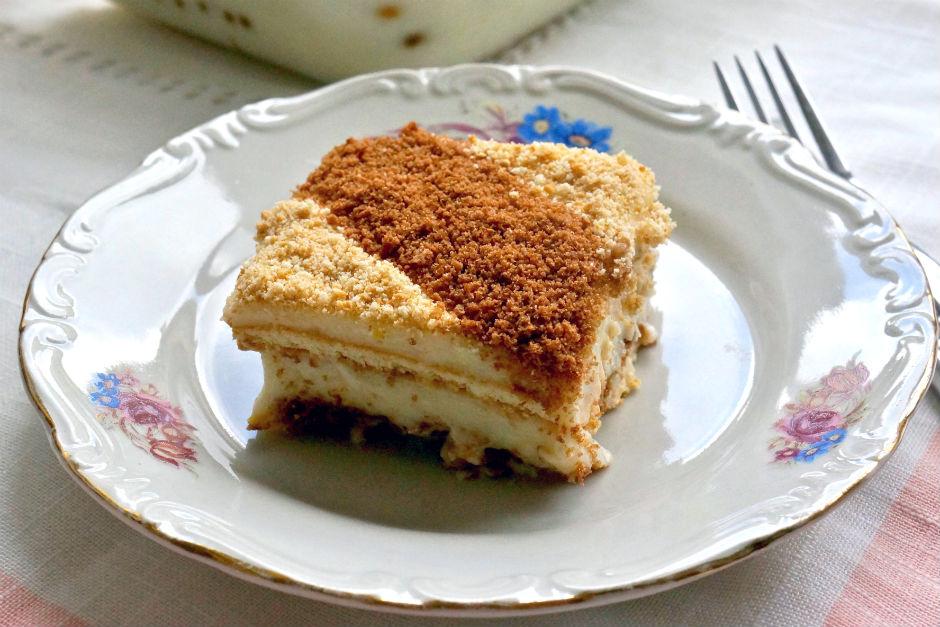 Bisküvili Tavuk Göğsü Tarifi