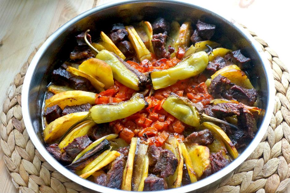 Tokat Kebabı Tarifi