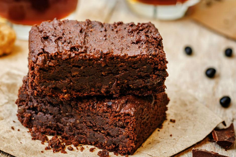 Şekersiz Diyet Brownie Tarifi