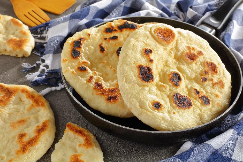 Tavada Mayalı Ekmek Tariifi