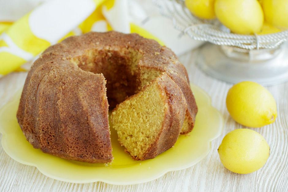 Limonlu İrmikli Kek Tarifi