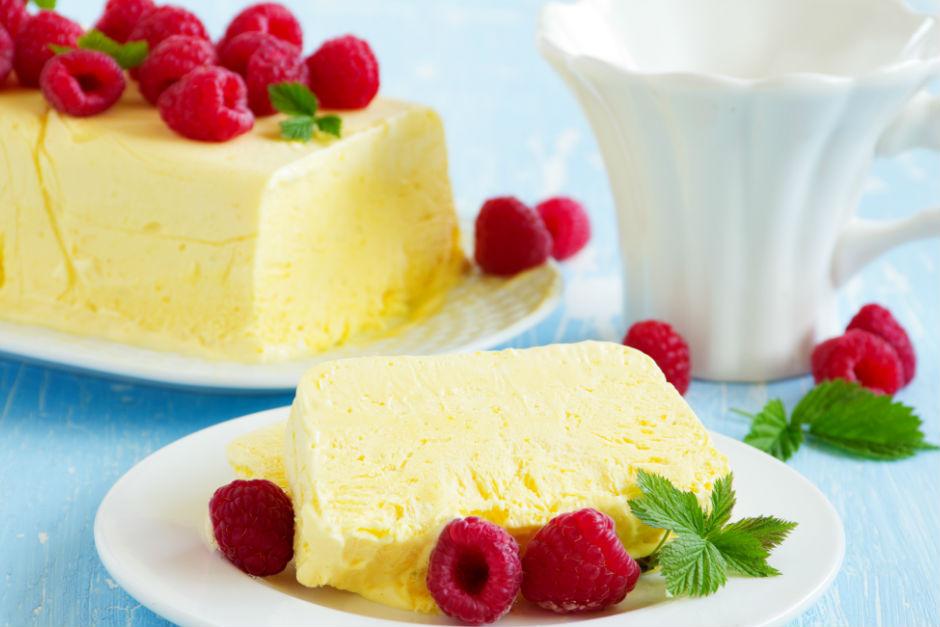 Limonlu Parfe Tarifi