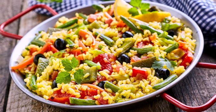 Sebzeli Pirinç Pilavı Tarifi, Nasıl Yapılır? - Yemek.com