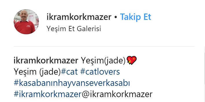 https://www.instagram.com/p/BmKo_h9AhQS/?hl=tr&taken-by=ikramkorkmazer | Instagram