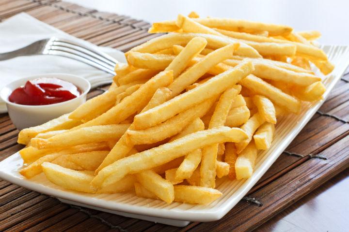 fast-food-patates-kizartmasi