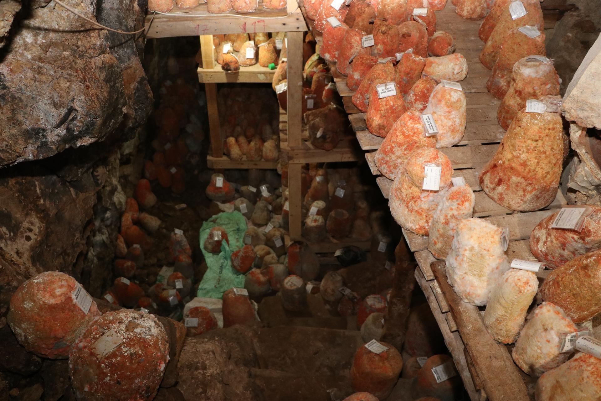 Mağaradan gelen şifa: Divle Obruk Peyniri 58