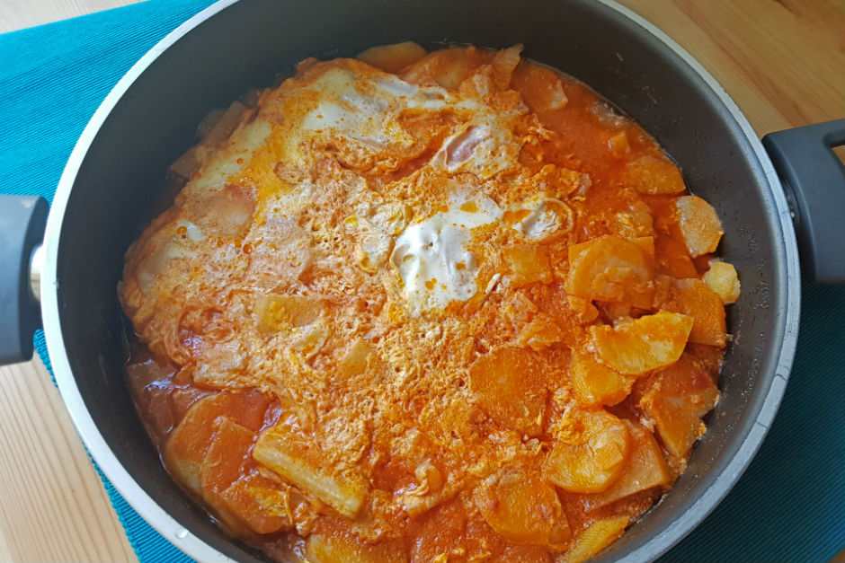 Patates Mıhlaması Tarifi