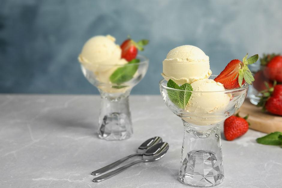 Diyet Dondurma Tarifi