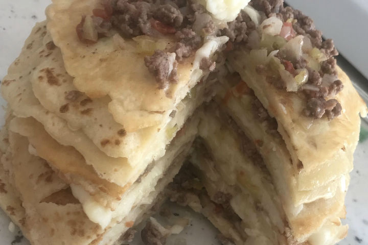 https://yemek.com/tarif/tuzlu-krep-pasta/ | Tuzlu Krep Pasta Tarifi