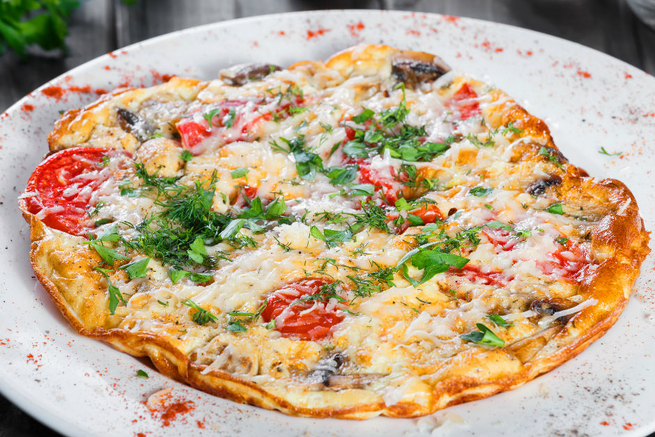 Yumurta Pizza Tarifi