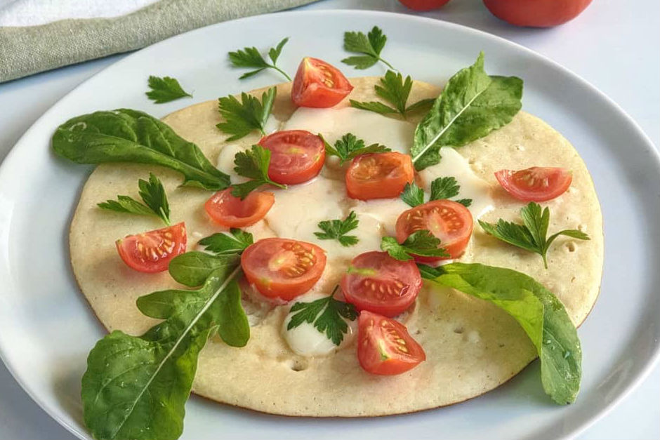 Protein Pizza Tarifi