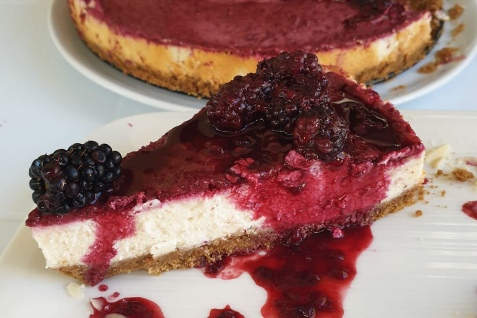 Very Berry Cheesecake Tarifi