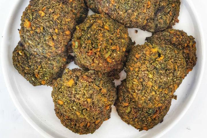 Vegan Brokoli Köfte Tarifi
