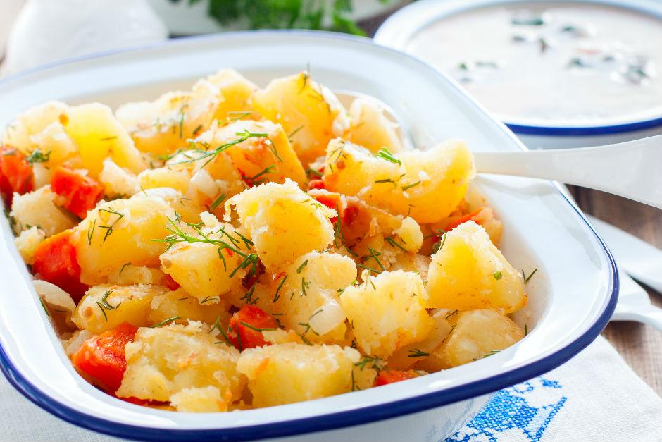 Patates Pilaki Tarifi