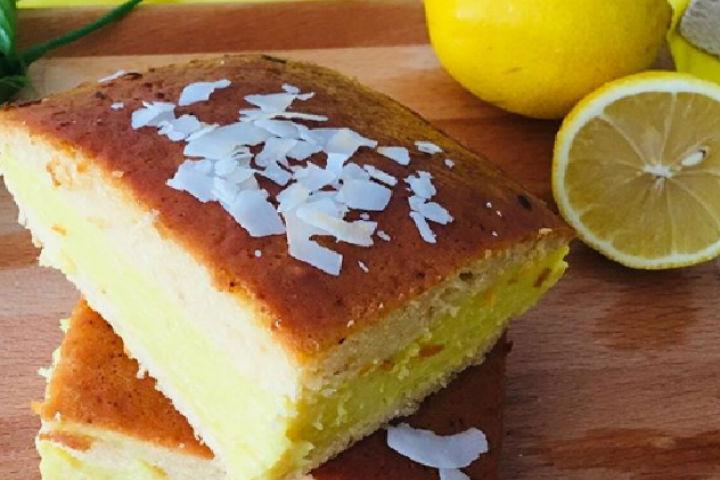 Şekersiz Limonlu Kek Tarifi