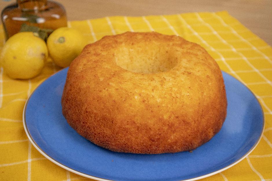 Portakallı Limonlu Kek Tarifi