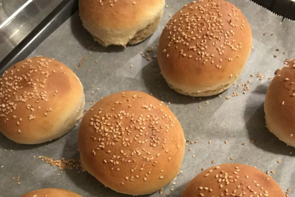 Pratik Hamburger Ekmeği Tarifi
