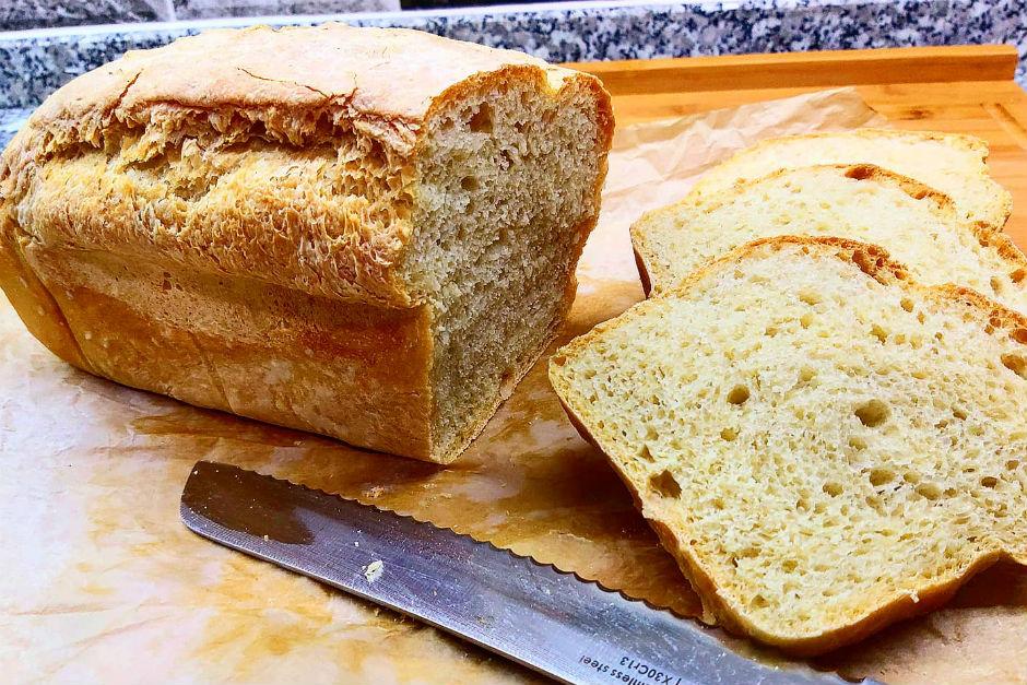 Kolay Tost Ekmeği Tarifi