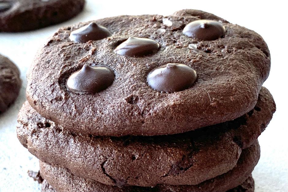 Şekersiz Brownie Kurabiye Tarifi
