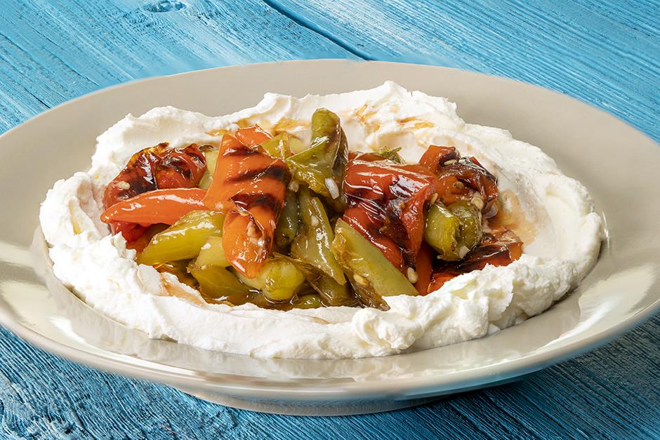 Biber Salatası Tarifi