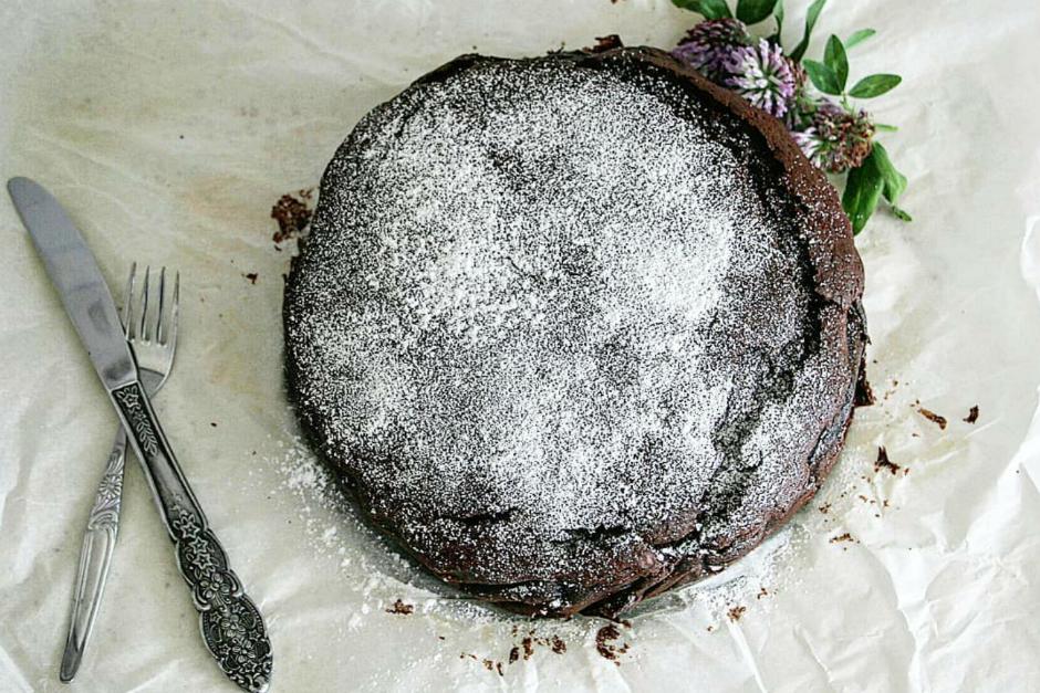 Çikolata Kremalı Kek Tarifi