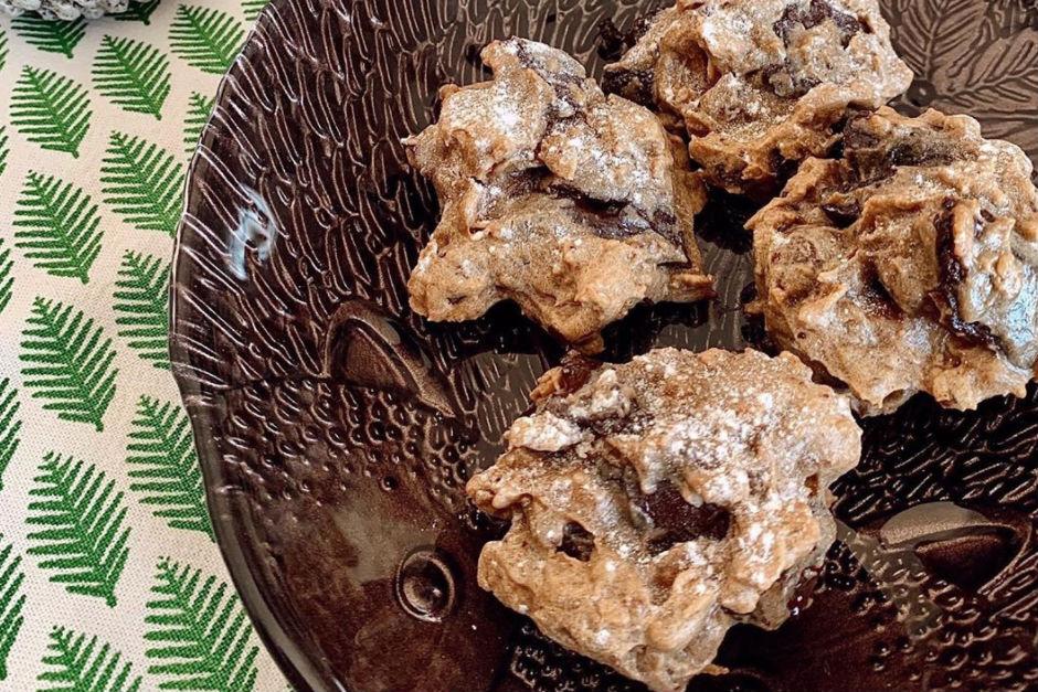 Glutensiz Çikolata Parçalı Kurabiye Tarifi