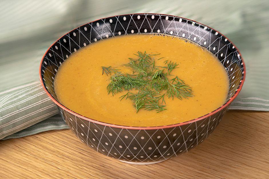 https://yemek.com/tarif/koz-patlican-corbasi/ | Köz Patlıcan Çorbası Tarifi