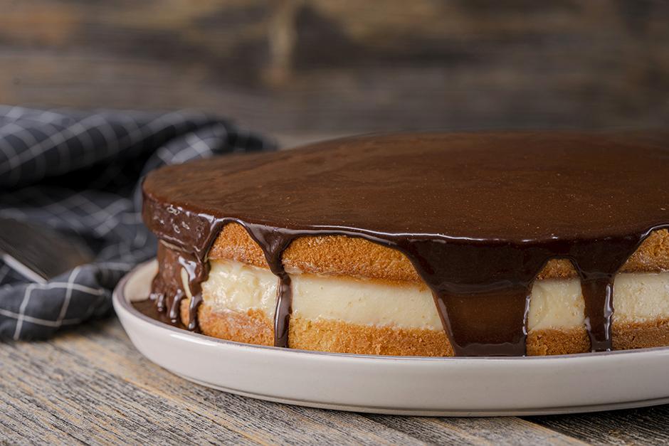 Boston Kremalı Pasta Tarifi