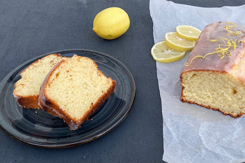 Yoğun Limonlu Kek Tarifi