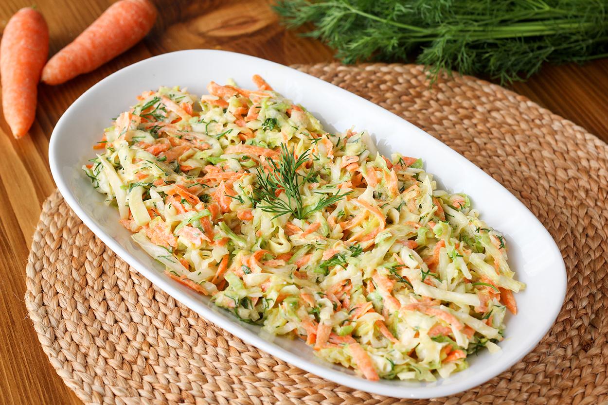 Havuçlu Lahana Salatası Tarifi