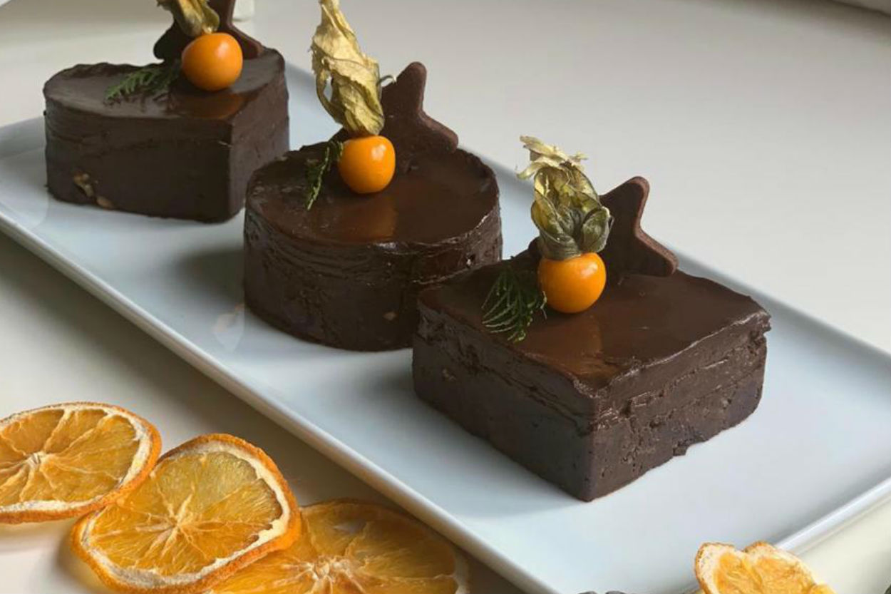 Pratik Çikolatalı Pasta Tarifi