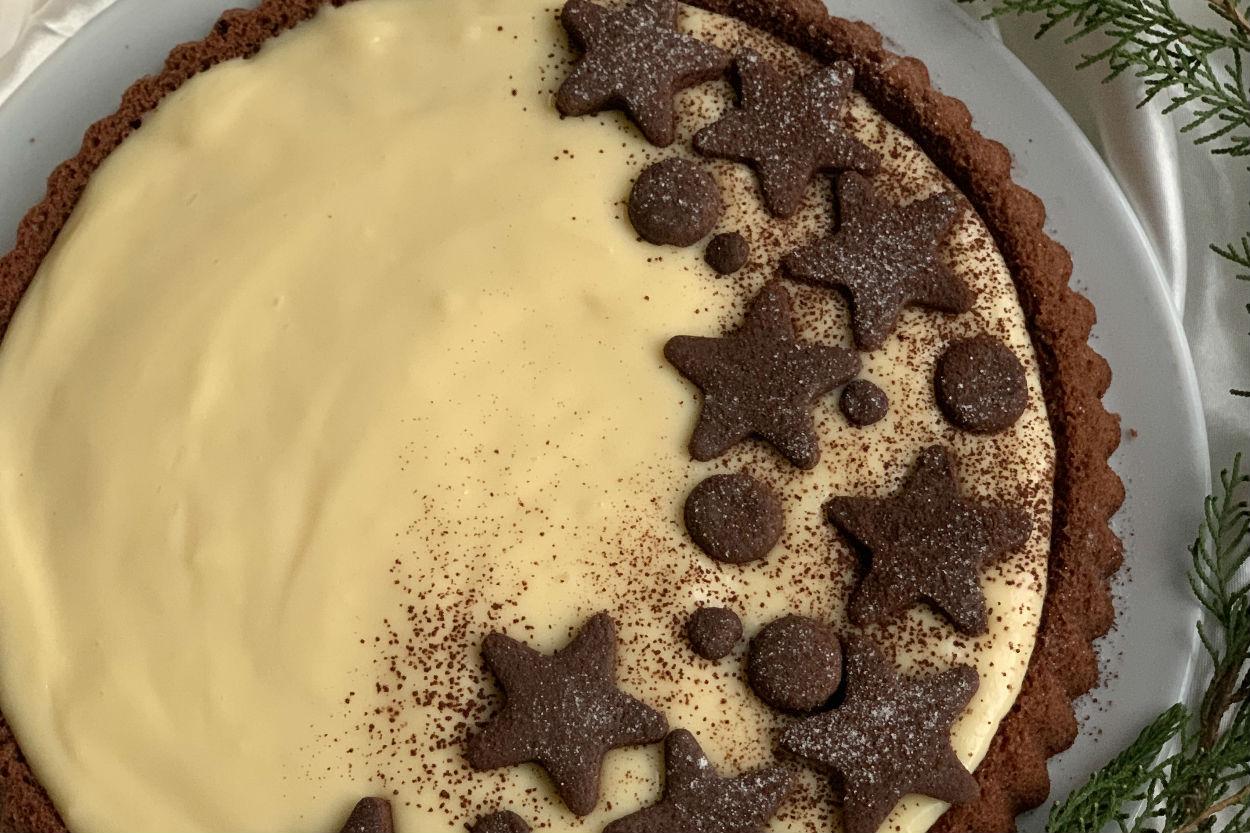 Yıldızlı Pasta Tarifi