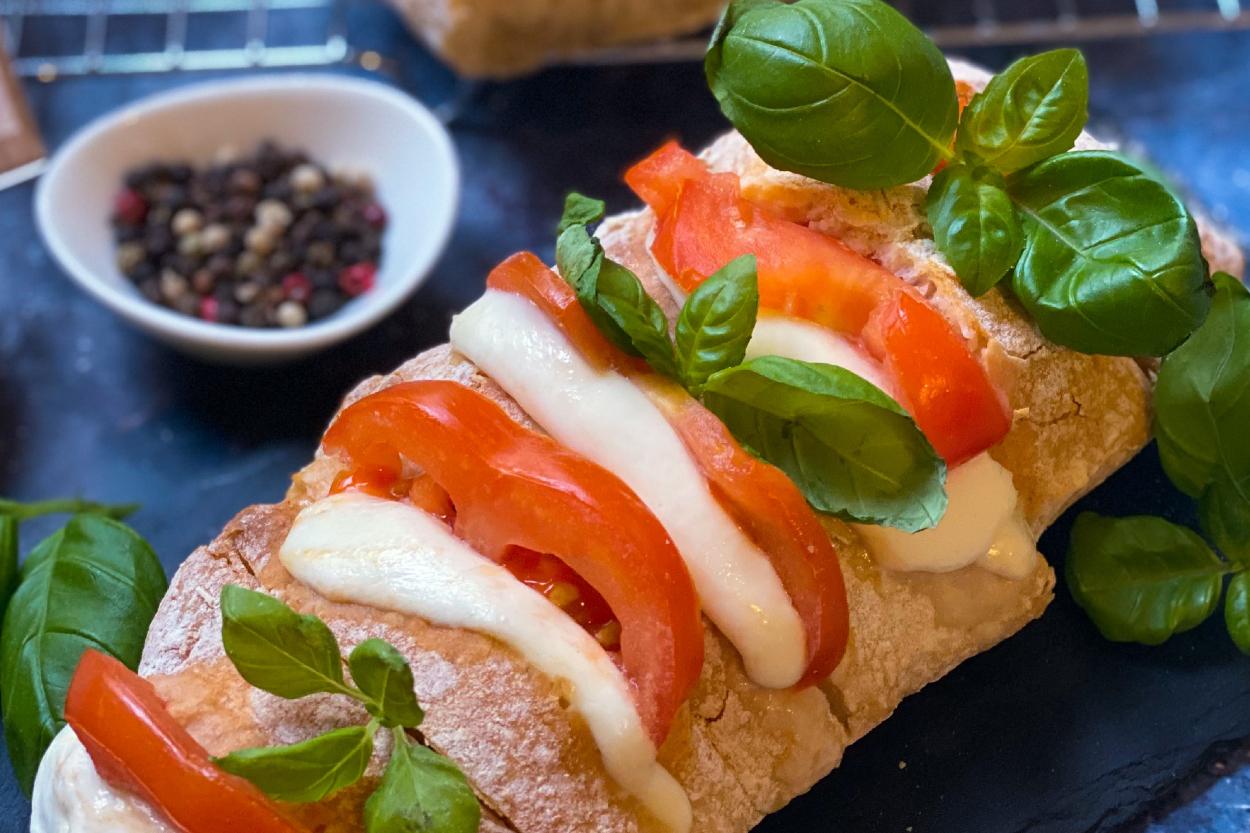 Ciabatta Ekmeği Tarifi