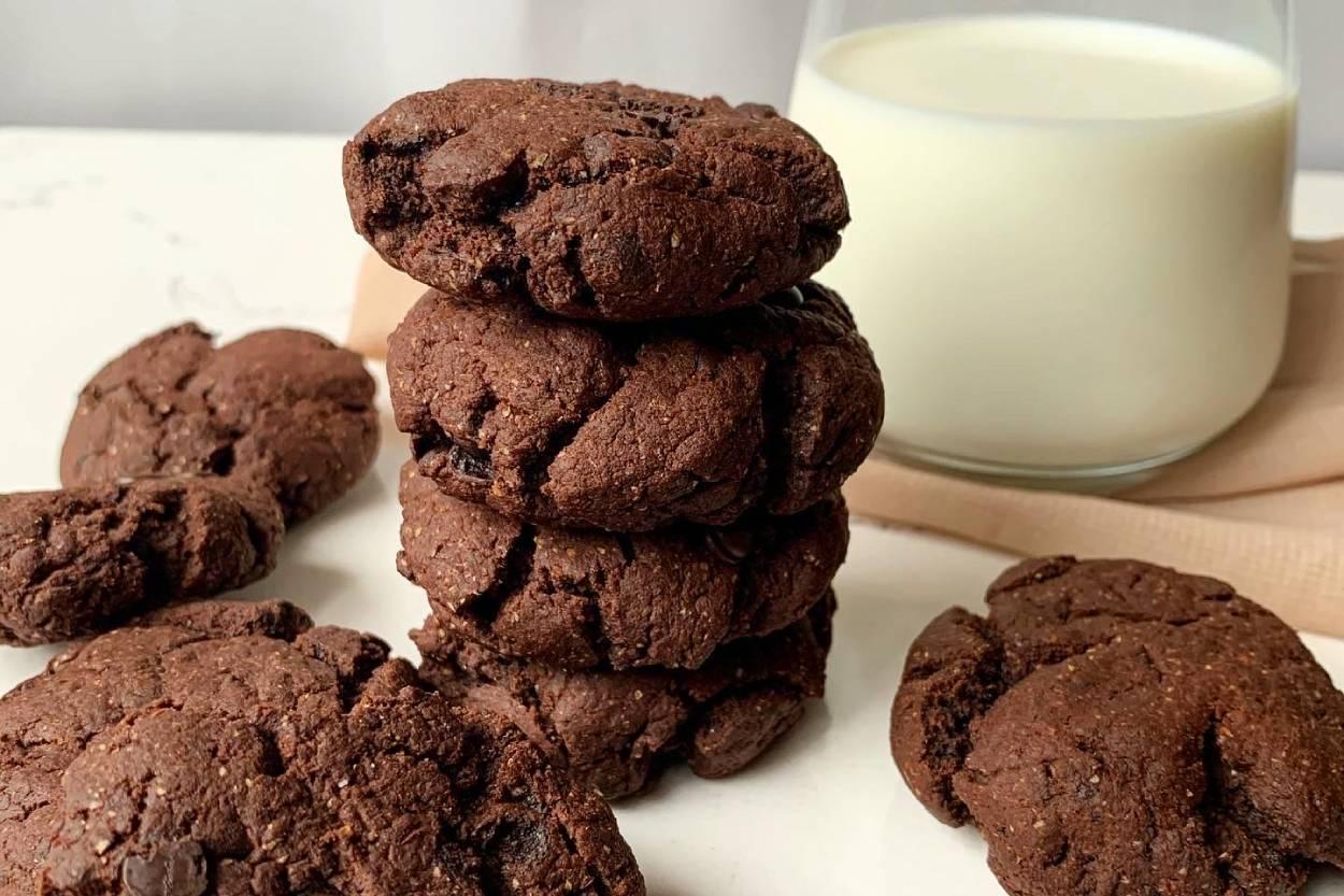 Vegan Çikolatalı Kurabiye Tarifi