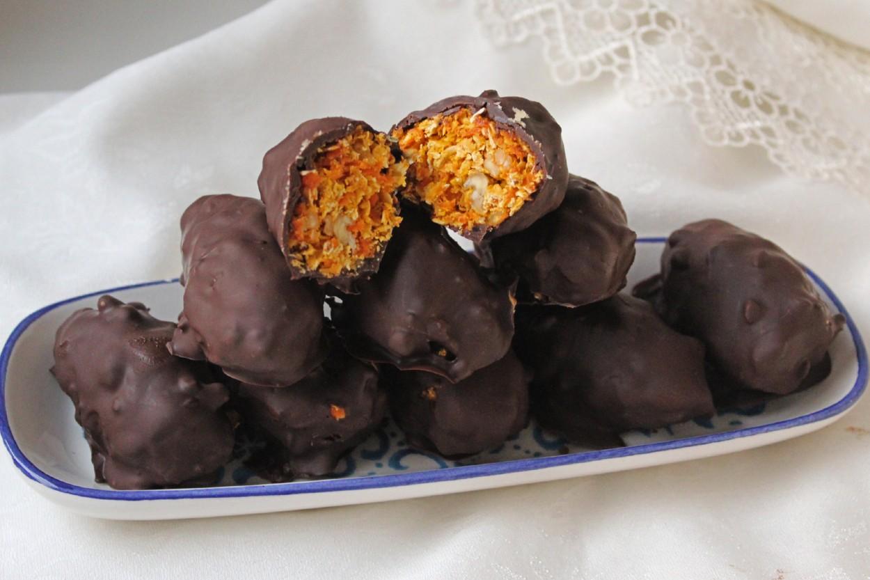 10 Dakikada Çikolatalı Cezerye Tarifi