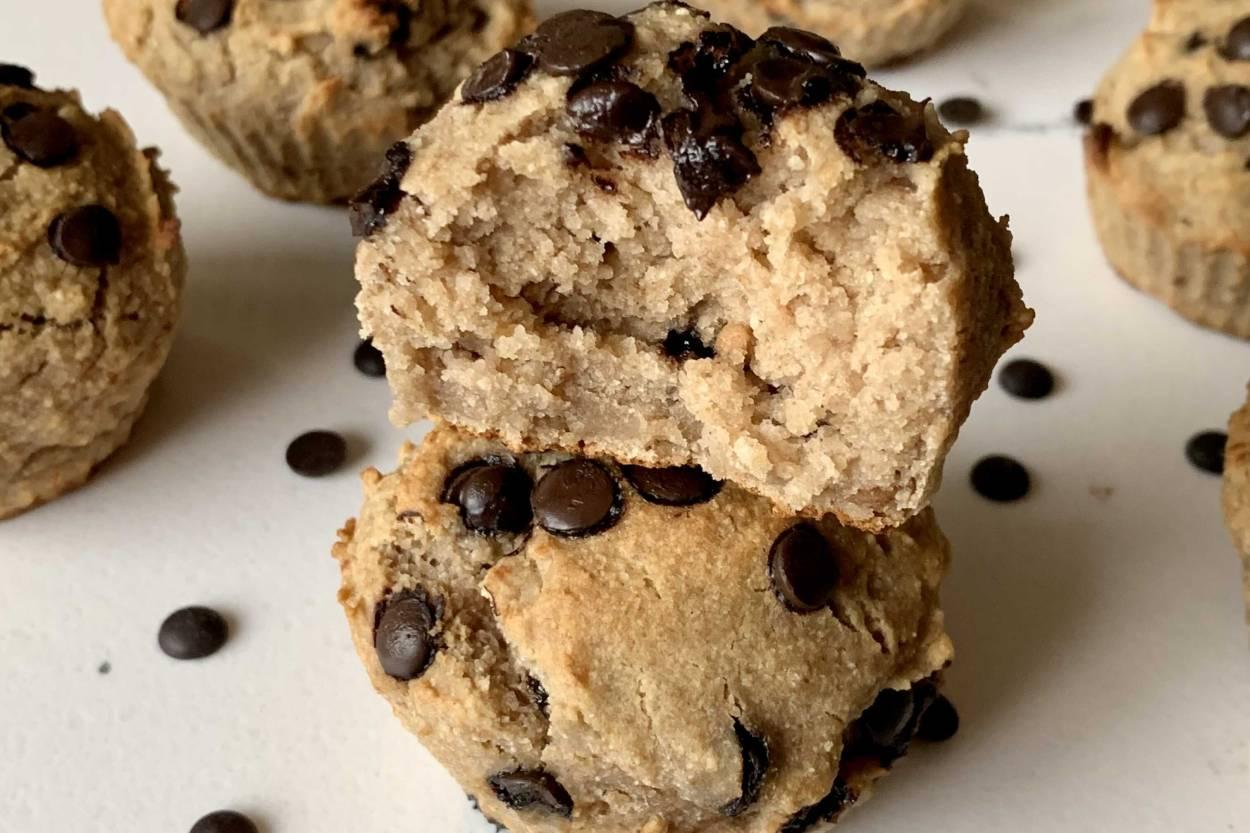 Glutensiz Muzlu Vegan Muffin Tarifi