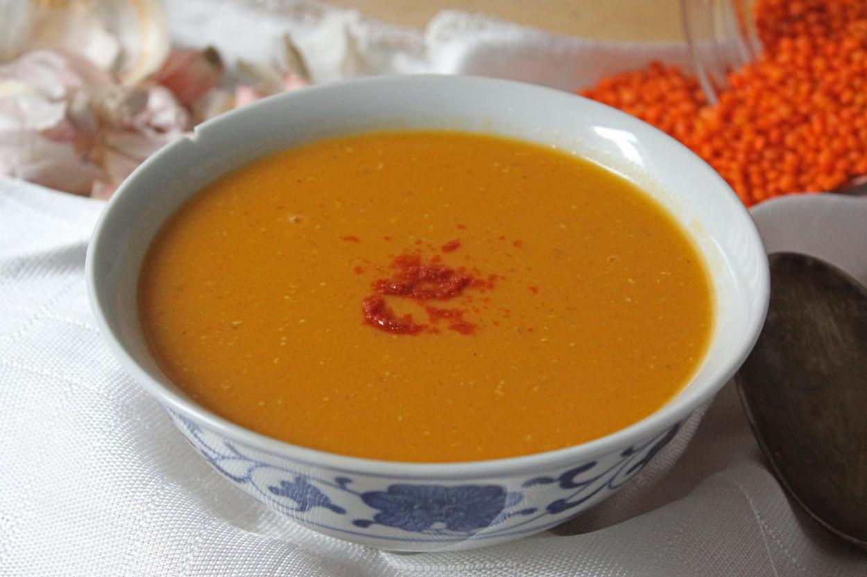 Körili Mercimek Çorbası Tarifi