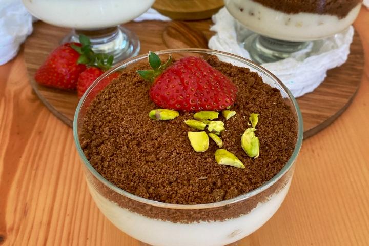 Elmalı Sütlü Muhallebi Tarifi
