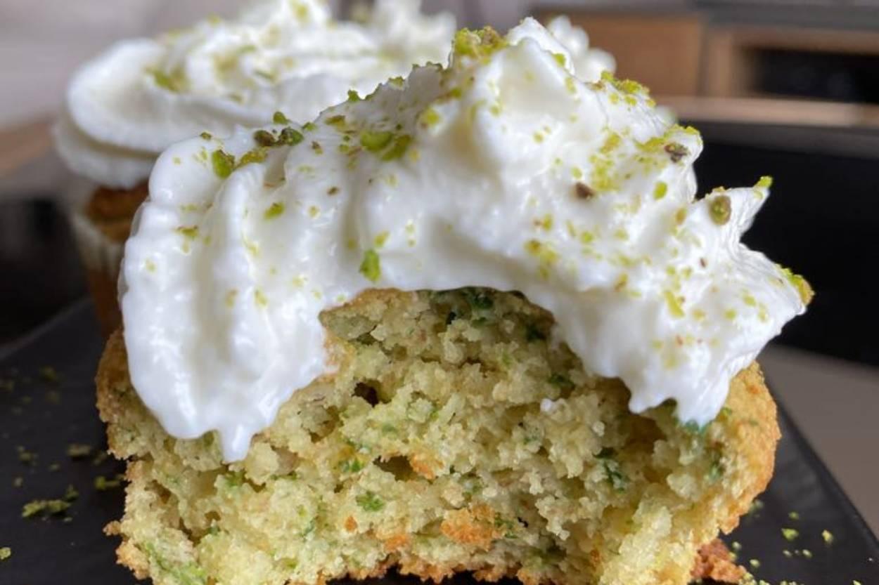 Ispanaklı Rafine Şekersiz Muffin Tarifi