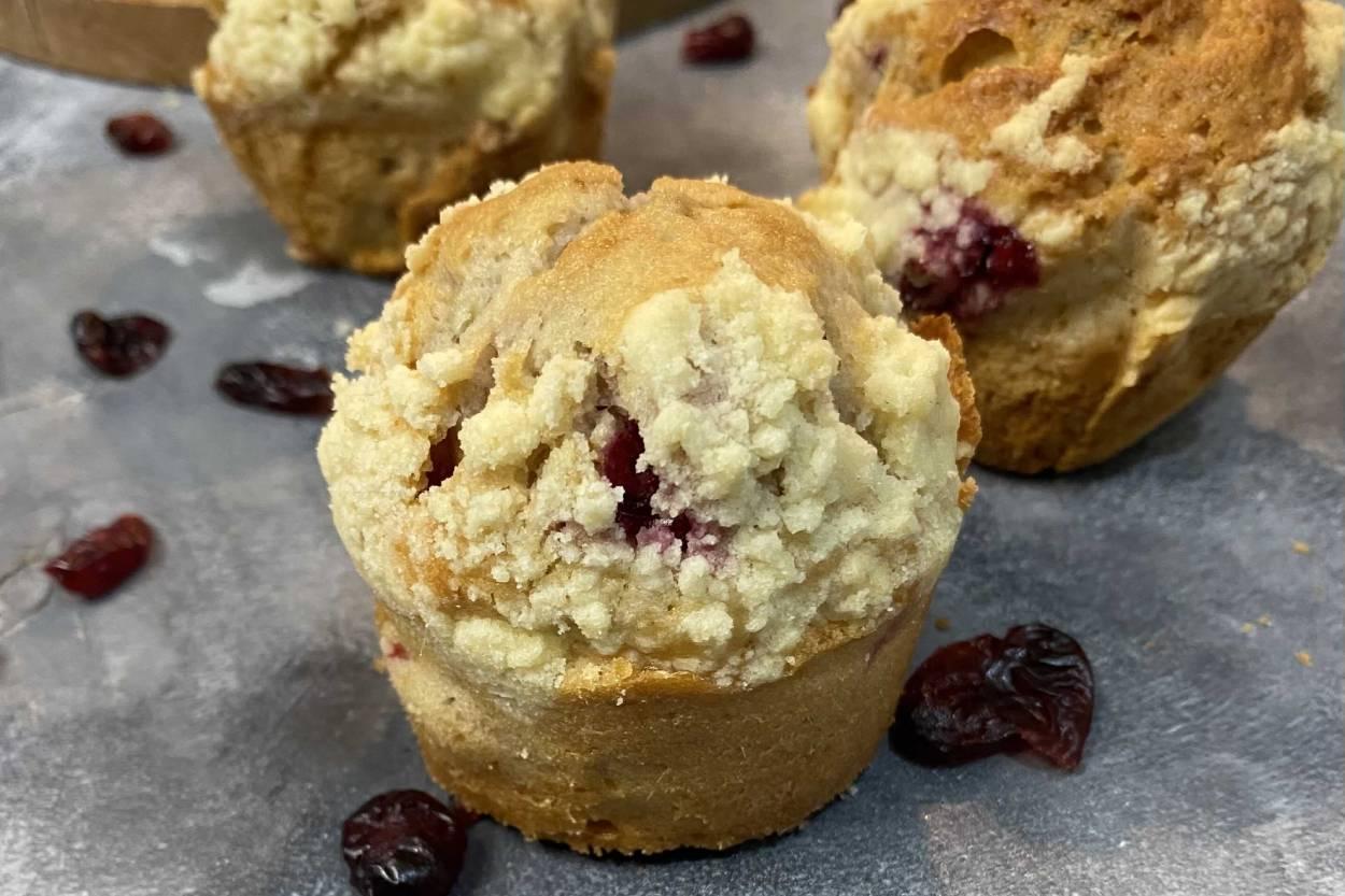 Very Berry Muffin Tarifi
