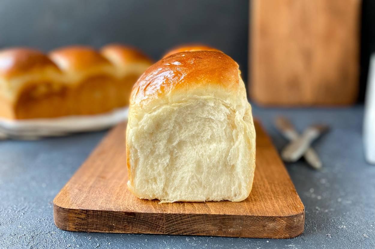 Sütlü Japon Ekmeği Tarifi