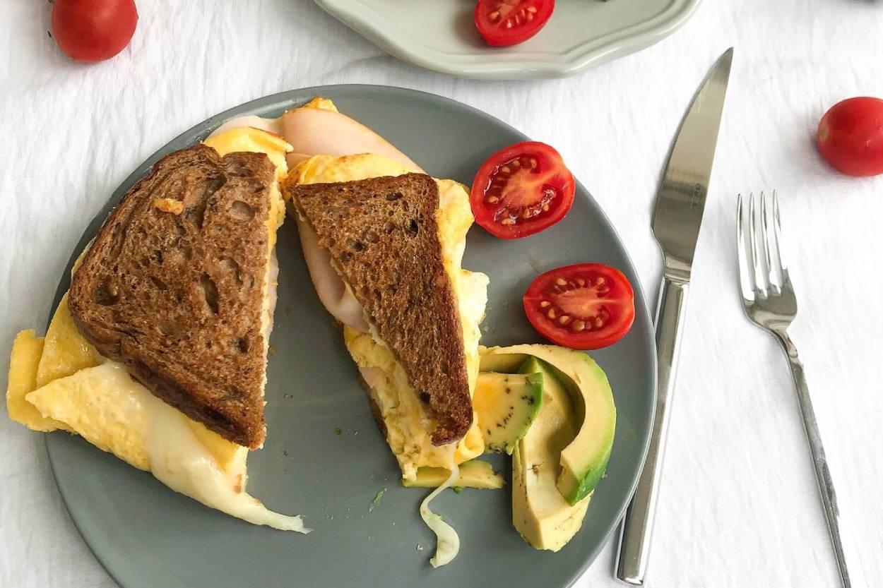 Kahvaltılık Sandviç Tarifi